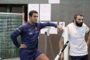 Sébastien Chabal y Thierry Dusautoir dieron positivo