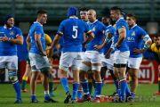 Italia en la prueba más difícil contra los All Blacks