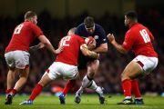 Gales confirma plantel