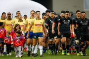 Māori All Blacks en Brasil