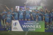 Uruguay venció a Argentina XV y es Try campeón
