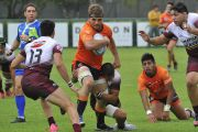 Nico Proto para Alcobendas Rugby